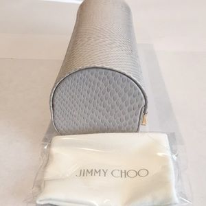 1db96a2d949 Jimmy Choo Accessories - 2 Jimmy Choo eyeglass cases NWOT